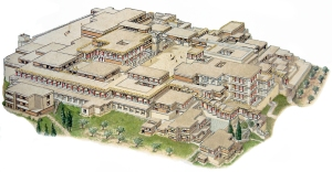 Palace Complex of Knossos