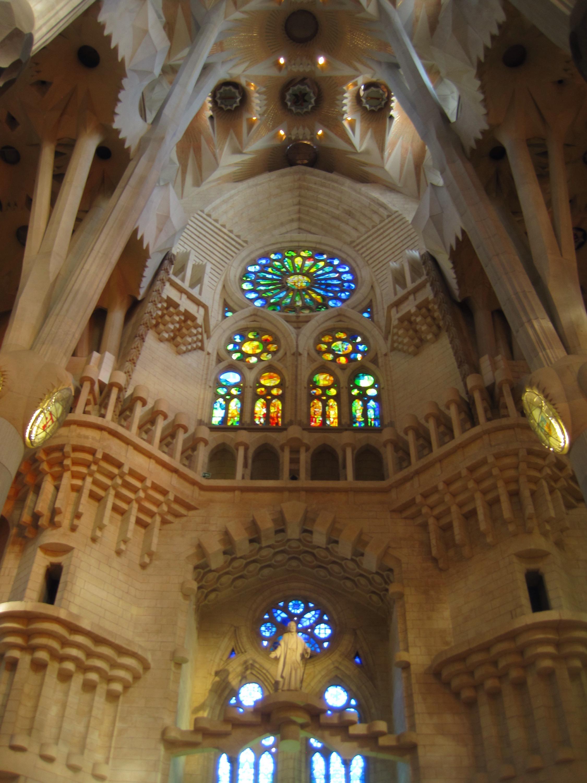 Basilica de la sagrada familia timistravels for La sagrada familia church